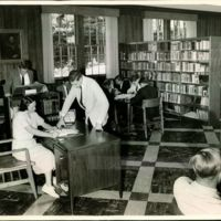 Old School Library 1951-1952