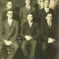 1924-1925 Student Council